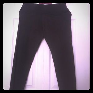 Victoria's Secret PINK Ultimate Legging in Black